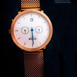 So Watt Watch - Rose Gold (2 x Bands) BNIB